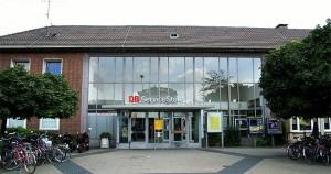 Bahnhof Dinslaken (Foto: Manecke | Wikimedia cc-by-sa).