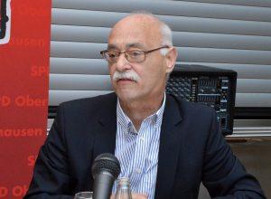 Horst Vöge, stv. Bundesvorsitzender des Sozialverbandes VdK