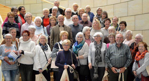 Heimatverein im Landtag