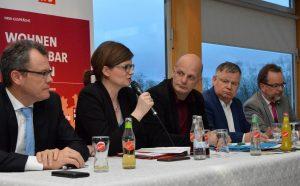 SPD-Wohnungsbauexpertin Sarah Phillip kritisierte die Politik der Landesregierung.